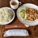 レストラン 高原 - 料理写真: