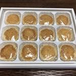 ロキストア - 料理写真:大阪万博記念公園チーズ蒸しケーキ
