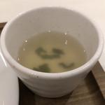 Re:Ent楽韓堂 - スープ
