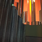 8984771 - 個室のカーテンと照明