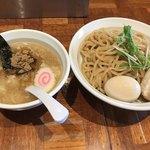 eiTo 8 - 料理写真:つけ麺 ※大盛 ※味玉&炙りチャーシュー追加