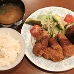 寺田屋 - ヒレカツ&蛸ボール