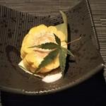 Izakayasendoukombi - トウモロコシの刺身 お塩で