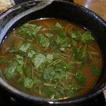 もちもちの木 - スープはラーメン同様に煮干しのウマさ満点で