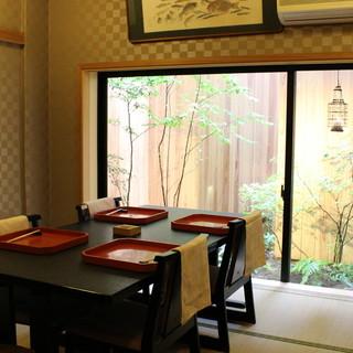 ◇接待・会食等◇大切な日のお食事に相応しい個室をご用意