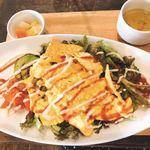 カフェ ファイミール - 料理写真:オムタコランチ