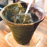 カフェ ファイミール - アップルジュース