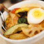スープカレー Maharaja - 鶏と14品野菜