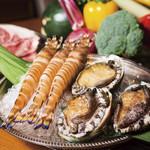 三笠会館 聖せき亭 - 料理写真:食材海鮮