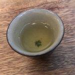89845235 - 出汁を合わせたお茶