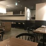 レストラン AKIOKA  - 2017年にリニューアルし個室がなくなりました
