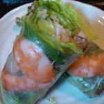 サイゴン・レストラン - 生春巻き
