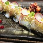 鮮魚のフレンチ『カルパッチョ』