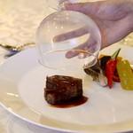 クルーズクルーズTHE GINZA - 仙台牛のサーロインのグリル 赤ワインソース