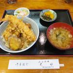 つきじ 天竹 - 料理写真:天丼