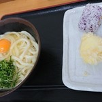 讃岐うどん屋 - 釜玉うどんと惣菜