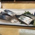 魚三酒場 - しめ鯖