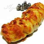 ゲズンタイト - 料理写真:ゲシュマックのソーセージパン