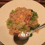 和食ビストロ寛 - ある日のレタスチャーハン