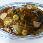 89861158 - 中華丼(ライス6割)