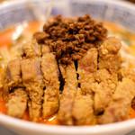 89862494 - 特製排骨 坦々麺(中辛) 1240円