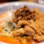89862499 - 特製排骨 坦々麺(中辛) 1240円