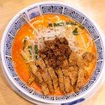 89862717 - 特製排骨 坦々麺(中辛) 1240円