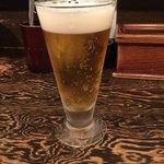 牛の力 - 生小ビール