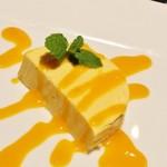 カパンナ - 爽やかマンゴー風味のレアチーズ