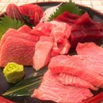 石垣島バルスクスマ - 本マグロお刺身盛り合わせ