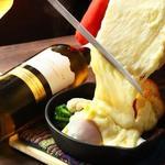 カパンナ - トロ~リ!北海道・花畑牧場のラクレットチーズ料理