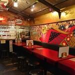 まんぷく食堂 - 店内1