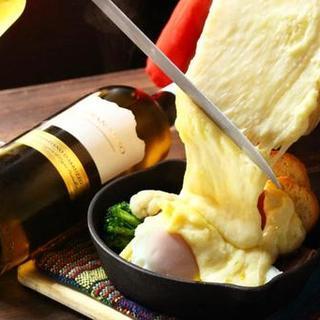 つまんで楽しい南欧風料理&シメのごくうまパスタ