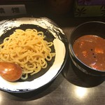 89866795 - デスカレーつけ麺 850円(税込)