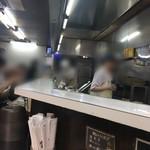キッチン南海 - 店内