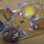 89867958 - 焼き菓子達