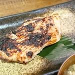ふく鶴 - (ランチ)目抜け粕漬け焼き