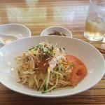 パラダイス ダイナシティ - 棒棒鶏冷麺