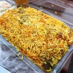 となりのインド人 - 料理写真:マトンビリヤニ