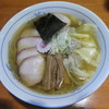 きく屋 - 料理写真:淡口特製ラーメン850円