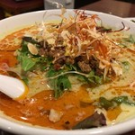 天府 - 担々麺 黄