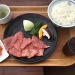 天野ファミリーファーム - 白老牛特上カルビセット2500円