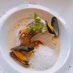 サンス・エ・サヴール - 魚料理