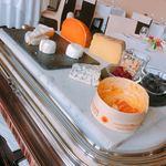 サンス・エ・サヴール - チーズ