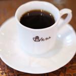 たうん - モーニングセット 500円 のコーヒー