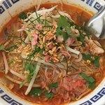 タイ食堂 サワディー - トムヤムラーメン