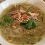 タイ食堂 サワディー - ミニラーメン