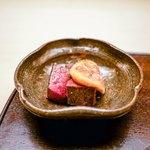 89877656 - ☆京都 平井牧場のフィレ肉とイチヂク