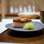 木山 - ☆鱧の寿司