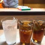 狭山 - 仲良く乾杯